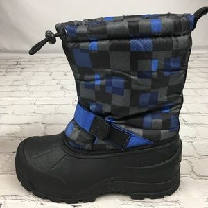 Northside Kids Insulated Snow Boots Sz 3